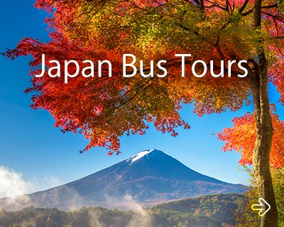 Bus tours in Japan